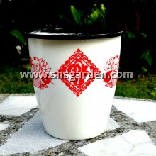 SHS Kebun Self-watering Pot (Chinese paper-cut)